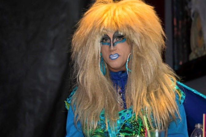 San Francisco Drag Personality Cookie Dough In A Coma And Needs Our Help