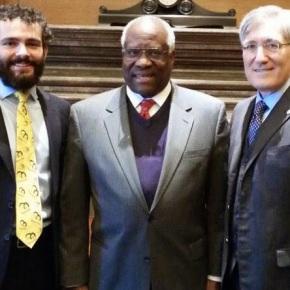 SCOTUS Justice Clarence Thomas Hobnobs With Anti-GayActivists