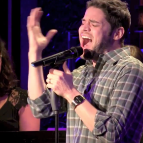 """Just Because: Jeremy Jordan Sings """"It's All Coming Back ToMe"""""""
