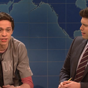 Watch: SNL's Pete Davidson On Why Watching Online Gay Porn Requires A GoodPassword
