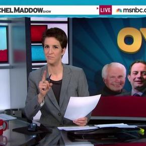 """Watch: Rachel Maddow On AFA's """"Separation"""" from BryanFischer"""