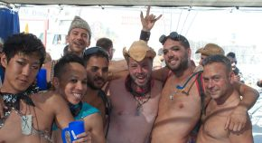 Burning Man 2015: Don't Forget Your Tickets from the Boys @Comfort_and_Joy