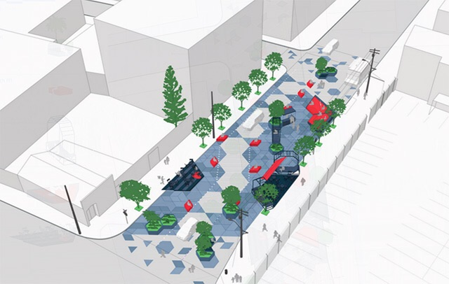 SFist: SoMa To Get Leather-Themed Public Park?