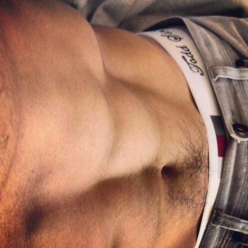 Happy Tuesday: For Fans of the Hairy Torso