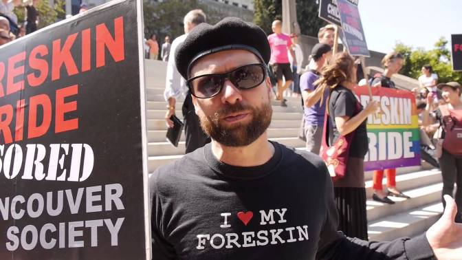 Guys: You Might Be Able To Get Your Foreskins Back!