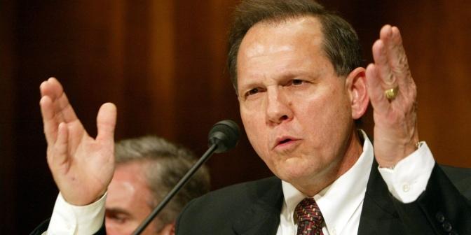 CNN's Chris Cuomo Eviscerates Alabama Judge Roy Moore
