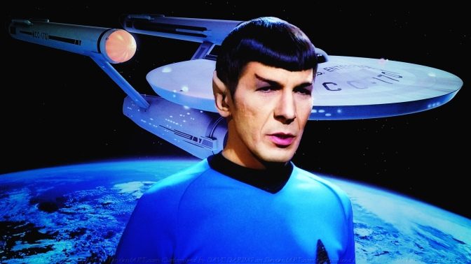 RIP Leonard Nimoy: Live Long and Prosper