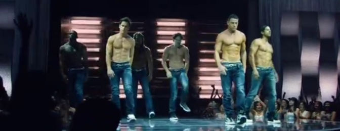 WATCH: The 'Magic Mike XXL' Teaser Trailer Is Here With Plenty Of Grinding, Stripping And Shirtless Dudes