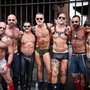 The 2015 Folsom Street Fair Poster Is Here! Via @AtomEdwards