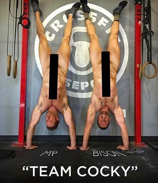 Mark-Paul Gosselaar Teases Us With A Nude Cross-Fit Pic