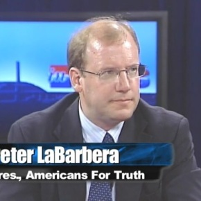 Porno Peter LaBarbera Does Not Like TV Gay Kissing; Warns GOP Will Fail As a Result