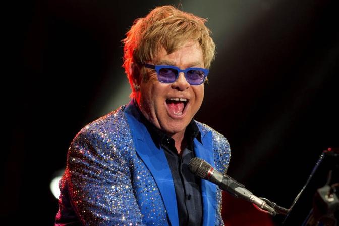 Elton John Blasts Georgia's Anti-LGBT