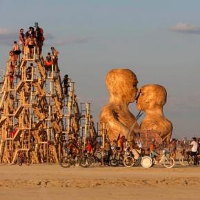 Someone Is Writing a Burning ManMusical