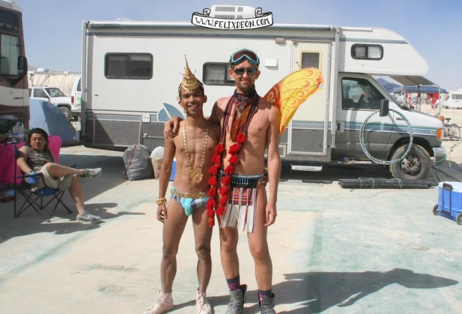 How To Survive Your First Burning Man