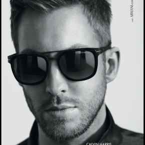 Calvin Harris for Emporio Armani