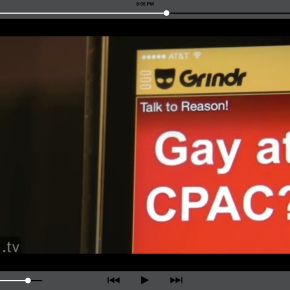 Watch: Gay atCPAC?