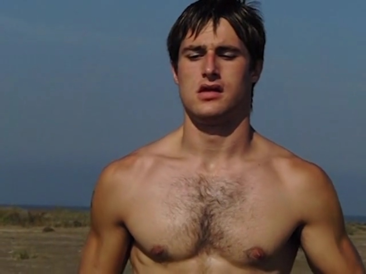 Just Because: Naked Adonis Running in Slo-Mo #NSFW