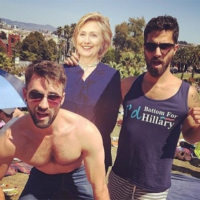 Would You Bottom ForHillary?