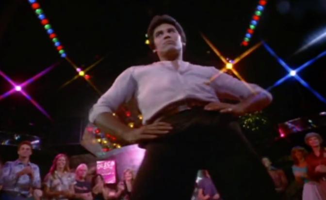 Watch: Frank Poncherello's Disco Dance Extravaganza!