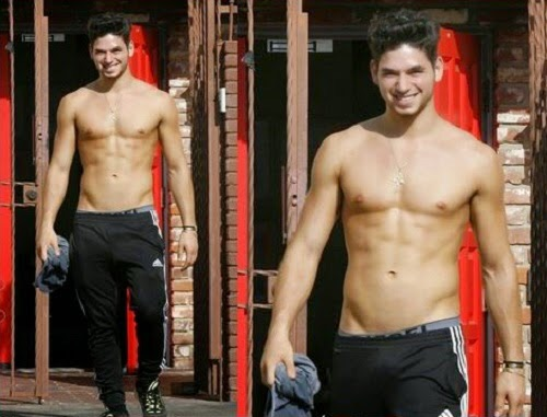 Today's Gratuitous Pics: Alan Bersten from 'Dancing With The Stars' #yummy