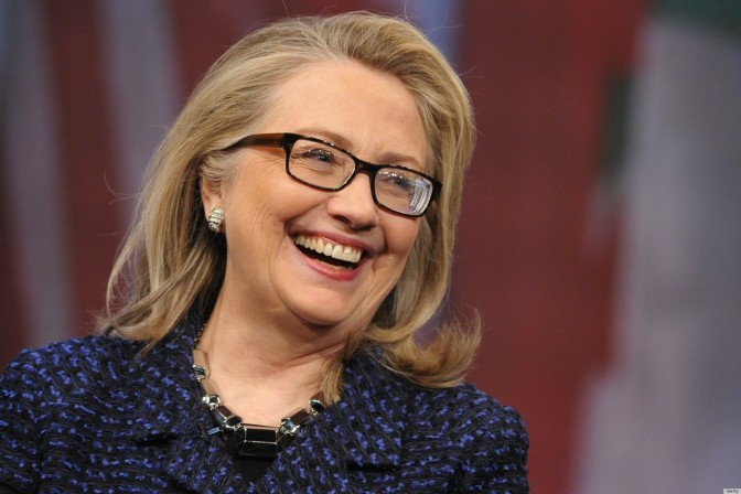 Surprise! Hillary Clinton is Running for President #Ready