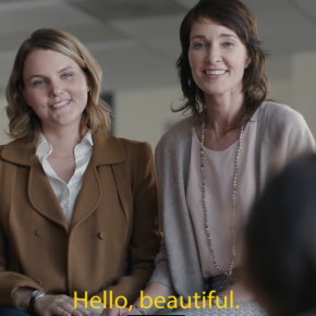 """Watch: Wells Fargo Launches """"Learning Sign Language"""" Vid With a LesbianCouple"""