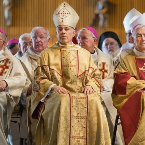 San Francisco Catholics Appeal To Pope To Replace ArchbishopCordileone