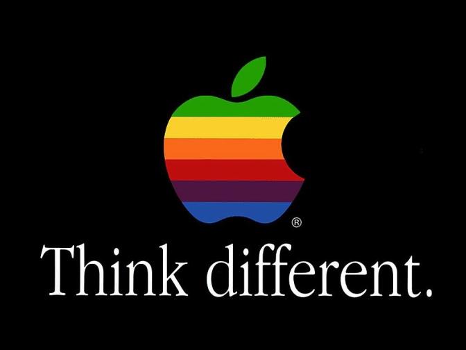 Apple To Resurrect Its Rainbow-Colored Logo