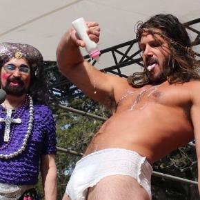 San Francisco: 'Baby Jesus' Is Victor in Yesterday's HunkyJesus