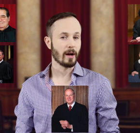 Watch: Matt Baume Covers SCOTUS Arguments For and Against Same-sexMarriage