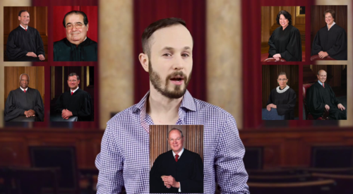 Watch: Matt Baume Covers SCOTUS Arguments For and Against Same-sex Marriage