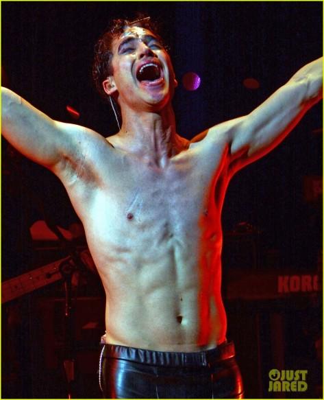 darren-criss-shirtless-hedwig-broadway-15