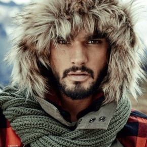 Marlon Teixeira Covers 'L'Officiel Hommes'