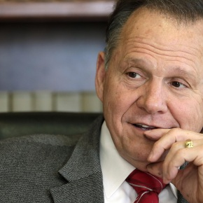 Roy Moore: Impeach Ruth Bader Ginsburg Over Gay MarriageCase