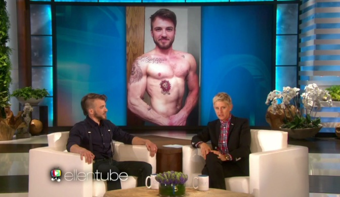 Adyian Dowling Could Be The First Transgender Man to Cover 'Men's Health' (Video)