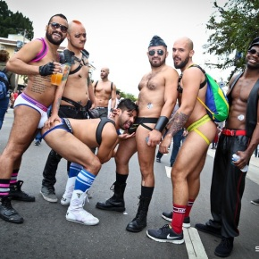 The 2015 Folsom Street Fair Poster Is Here!