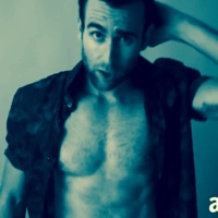 Behind The Scenes: Matthew Lewis' 'Attitude' Cover Shoot