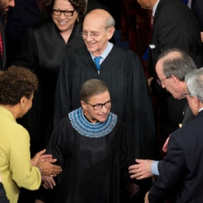 Did Justice Ruth Bader Ginsberg Just Drop A Hint On The SCOTUS Same-sex MarriageCase?