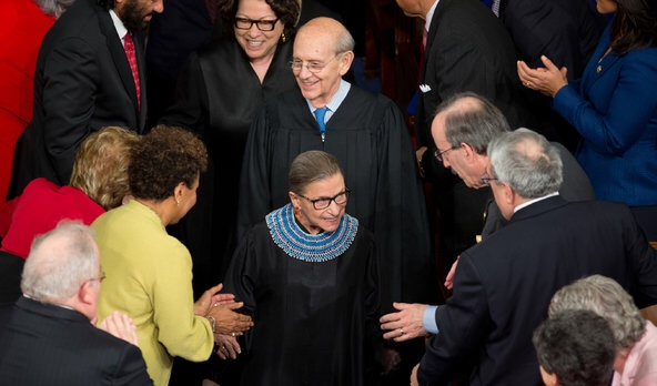 Did Justice Ruth Bader Ginsberg Just Drop A Hint On The SCOTUS Same-sex Marriage Case?