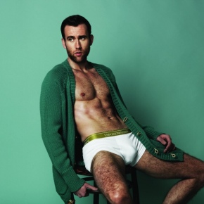 Hello, All Grown-up, Sexy and Shirtless NevilleLongbottom