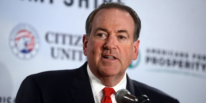 Mike Huckabee Is Just Plain Nasty Bitch Anti-Gay