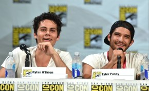 Just Because: Tyler Posey and Dylan O'Brien#TGIF