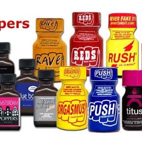 UK Bans Poppers: Bottoms' HeadsExplode