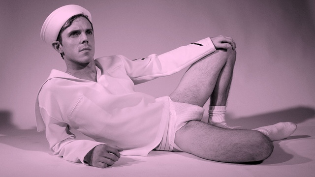 Hunky Jake Shears Stars In Revival of 'Bent'