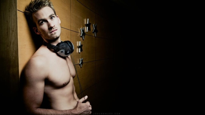 Today's Gratuitous Shirtless #DJ