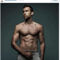 Today's Chicken Soup Digest: Shirtless Celebrity Edition