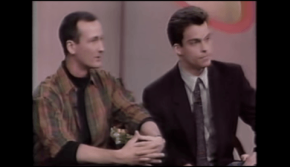 Watch This 1991 Phil Donahue Show About Gay Marriage #marriageequality