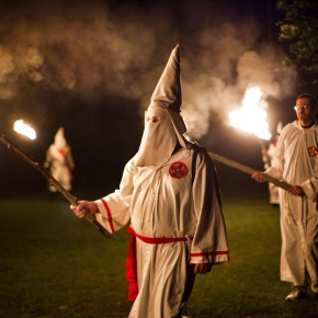 KKK Recruiting Fliers Call For Violence Against Gay People Another Reason to Avoid theSouth