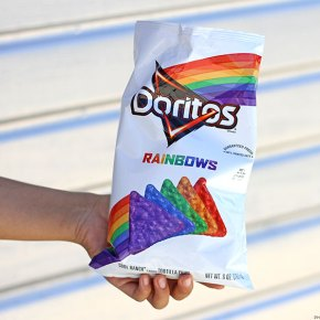 Doritos Announces Rainbow Chips – Right-Wing Heads Explode and Ruin the Salsa #itgetsbetter