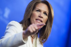 Michele Bachmann Believes God Could Destroy The Nation Because Gays